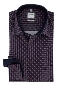 olymp-overhemd-luxor-comfort-fit-donkerblauw-print
